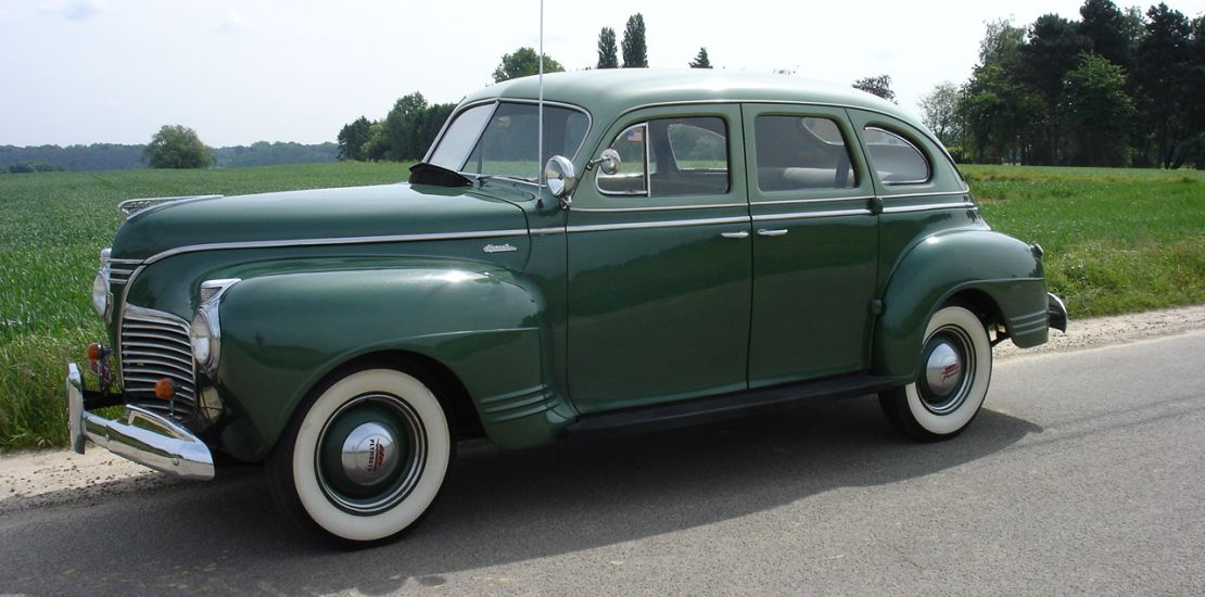 FleetMasters - 1941 Plymouth P11