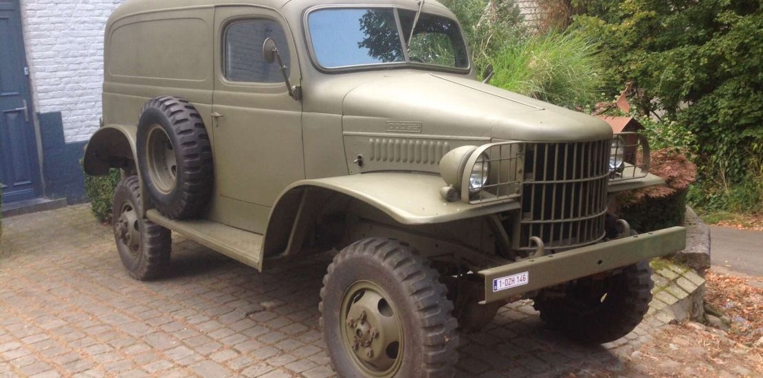 Gmc Truck For Sale >> Military vehicles from 1939 till 1945 for sale Jeep, Dodge, GMC, Chevrolet - US imports